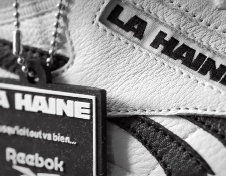REEBOK Collection « LA HAINE »